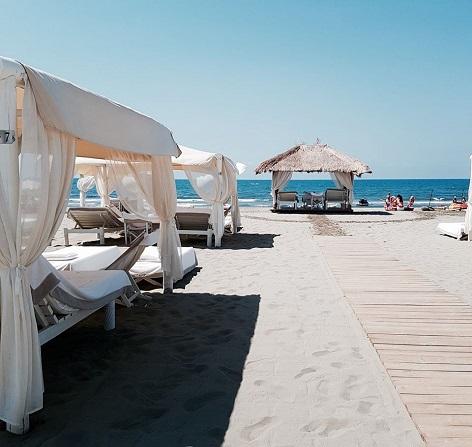 twiga spiaggia